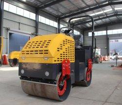 El compactador de asfalto caliente de venta de la máquina para tambor doble Soilr Road Roller