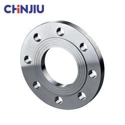 BS4504 brida PN16 RF de la placa de acero inoxidable 304 316