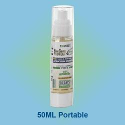 Jmnano 50ml ナノシルバー抗菌消毒剤スプレー ODM/ODM 洗浄剤 中国製の手持液体