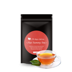 Kräutertee-Gewicht-Verlust-Schönheit, die Diät-Tee abnimmt