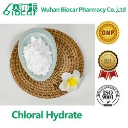US Warehouse Farmaceutisch ruw Poederhypnotisch chloorhydrat 302-17-0
