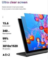 4K Airplay 15,6 дюйма ноутбук портативный монитор портативные мониторы Airplay