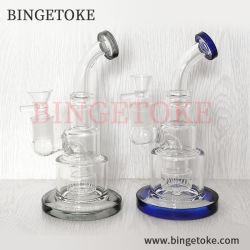 Bingetoke vidrio tubería de agua fábrica vidrio tubería de humo Fabricante al por mayor Precio