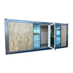 Façade de verre plat Pack American Portes des armoires de cuisine en bois