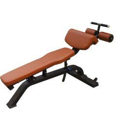 Kommerzielle Gym Ausrüstung Beliebte Stärke Bank Ug Gesundheit Fitness A3-037 Verstellbarer Ablehenstand