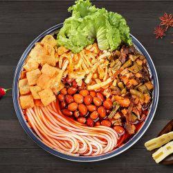 Guangxi Liuzhou Caracol em grânulos Luosifen Arroz com bom preço 1USD