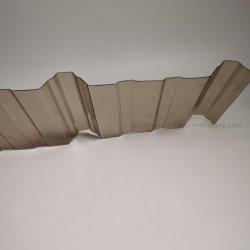 Polycarbonat-Blatt-Preis/runzelte Roofing Materia