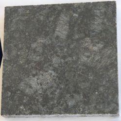 Das Flammen/polierte Eis-grünen Granit für heraus die Tür-Pflasterung