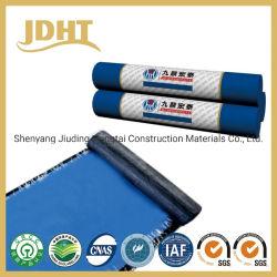 Haute résistance bitume autoadhésif Membrane imperméable pour la construction de fuite et de la partie d'extension
