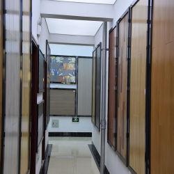 Revêtement de sol en vinyle imperméable Decking Spc Flooring sol stratifié en bois