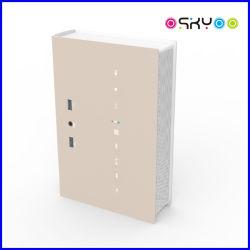Haut-parleur stéréo sans fil intelligent de Bluetooth USB