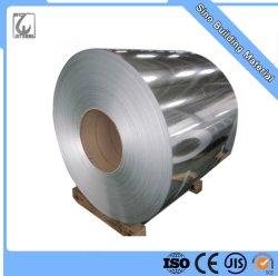PPGI Hot-DIP bobine Grade laminés en acier galvanisé en bobines prix par tonne