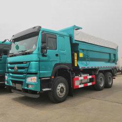 Heavy Duty HOWO Camion 6X4 de la pompe hydraulique pour les mini-camion-benne
