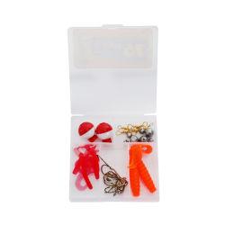 Kundenspezifisches Belüftung-Plastikkasten-Fischen-Zubehör-Gerät-Set