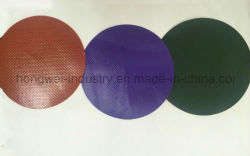 중동 국가 550GSM PVC 방수포 제품
