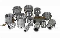 工場PVCホースのための油圧減少アルミニウムCamlockの速い付属品