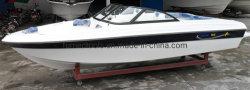 Jacht van de Boot van de Hoge snelheid van het Jacht van de Vissersboot van het Jacht van de luxe het Mini