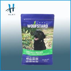 Commerce de gros de l'OPP Sac d'emballage des aliments pour animaux de compagnie