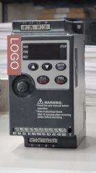 220V 0,75 kw mini convertisseur de fréquence, AC, d'entraînement
