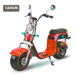 Von der EG gebilligtes elektrisches Roller-Motorrad mit entfernen Batterien für Erwachsenen