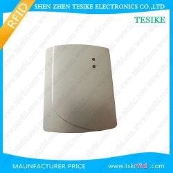 125kHz RFIDの無接触のスマートカードの読取装置USB RS232 Wiegand 26/34