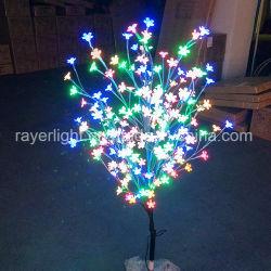 Des Massenkauf-im Freien 1m LED Kirschbaum-Lichter Baum-der Dekoration-LED