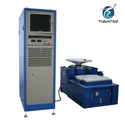 Commande du calculateur haute fréquence de vibration verticale et horizontale Machine de test