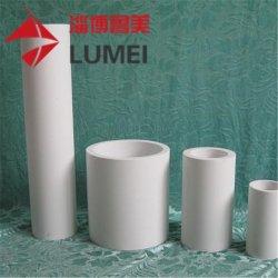 Alumina السيراميك منتج Zirconia أنبوب خزفي قابل للارتداء