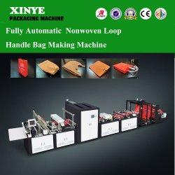 Nonwoven Mulfifuctional Bolsa de compras que hace la máquina (XY-600/700/800)