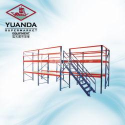 Rack de armazenamento de combinação com a escada para venda