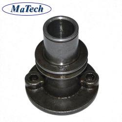 Girando el mecanizado CNC Fundición Fundición de brida de acero fundido