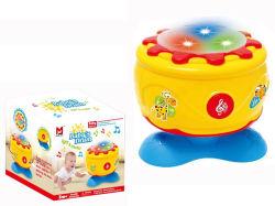 Детский электрический игрушка музыкальный барабан роскошь малыша игрушки (H2283043)