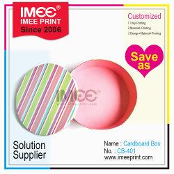 Imee CB-401/RGB-217 Custom печать раунда фантазии благополучие свадебный торт в салоне