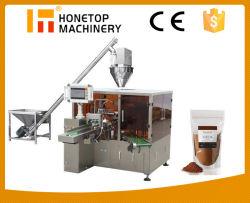 Macchina automatica per il confezionamento di particelle/polvere