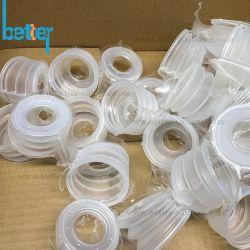 医学のResuscitatorのための形成されたシリコーンのダスト・カバーは管のコネクターをどなる