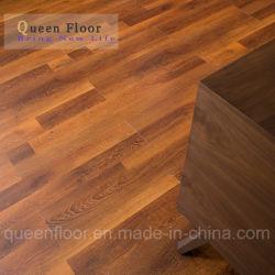 Plancher de haute qualité des revêtements de sol en vinyle PVC étanche cliquez sur Verrouillage Spc Certificats Ce grain du bois de planches de marbre de ligne de tapis de plancher laminé stratifié de conception/