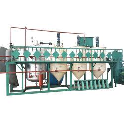 Automatische bildenreis-Kleie-Erdnuss-Rapssamen-Sonnenblumenöl-Maschine, zum des Sojaöls für Verkauf zu betätigen