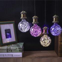 La décoration de fil de cuivre de 3W Lampe à LED ampoule