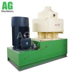 الزراعة النفايات الذرة stalk القش sawالغبار الكتلة الحيوية الخشب القشعة آلة