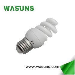 T3 5W полный спиральный CFL энергосберегающая лампа для освещения