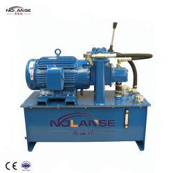 Venta personalizada de fuente de energía hidráulica hidráulica de 12 V Power Pack 12 V de la unidad de potencia hidráulica de la estación del sistema hidráulico y motor hidráulico