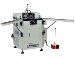 Fabrication en aluminium automatique Windows Machines de sertissage de coin