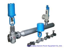 صمام/صمام/صمام خفض الضغط ودرجة الحرارة في محطة الطاقة