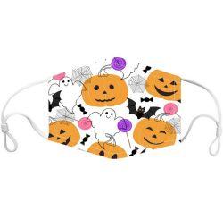 Hallowen Maske für Kinder Custom Cotton Gesichtsmaske 3 Layer Großhandel Tuch Maske