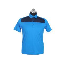 Moda Mens Polo Anti-Upf personalizadas T-Shirt ropa deportiva