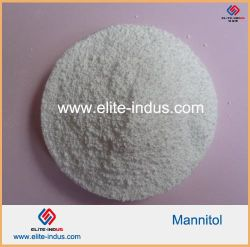 No CAS 87-78-5 édulcorant alimentaire Mannitol