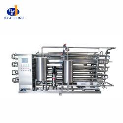 Tanque Pasteurizer Iogurte de leite/sumos de iogurte de leite de Aço Inoxidável Pasteurizer Placa/Tanque esterilizador do leite de vaca