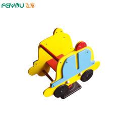 مدرسة لعبة جديات يهزّز لعبة حيوانيّ, لعبة داخليّ عمليّة ركوب خشبيّ على لعبة, جميلة دينصور تصميم بلاستيك راكب