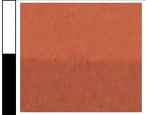 Hc pigment brun rouge perlé 5