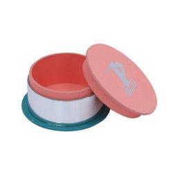 リングのための印刷のロゴの円形のペーパー管ボックス